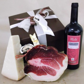 SCATOLA REGALO CULATELLO