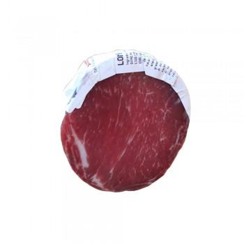 Lombo stagionato - Trancio - 0,4kg
